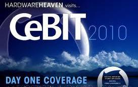 Triển lãm công nghệ thế giới CEBIT 2010