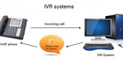 Sơ đồ minh họa hệ thống IVR