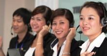 Chuyên viên tư vấn dịch vụ contact center tại MP Telecom