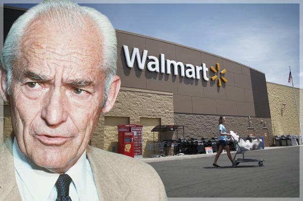 Sam Walton-Wal-Mart