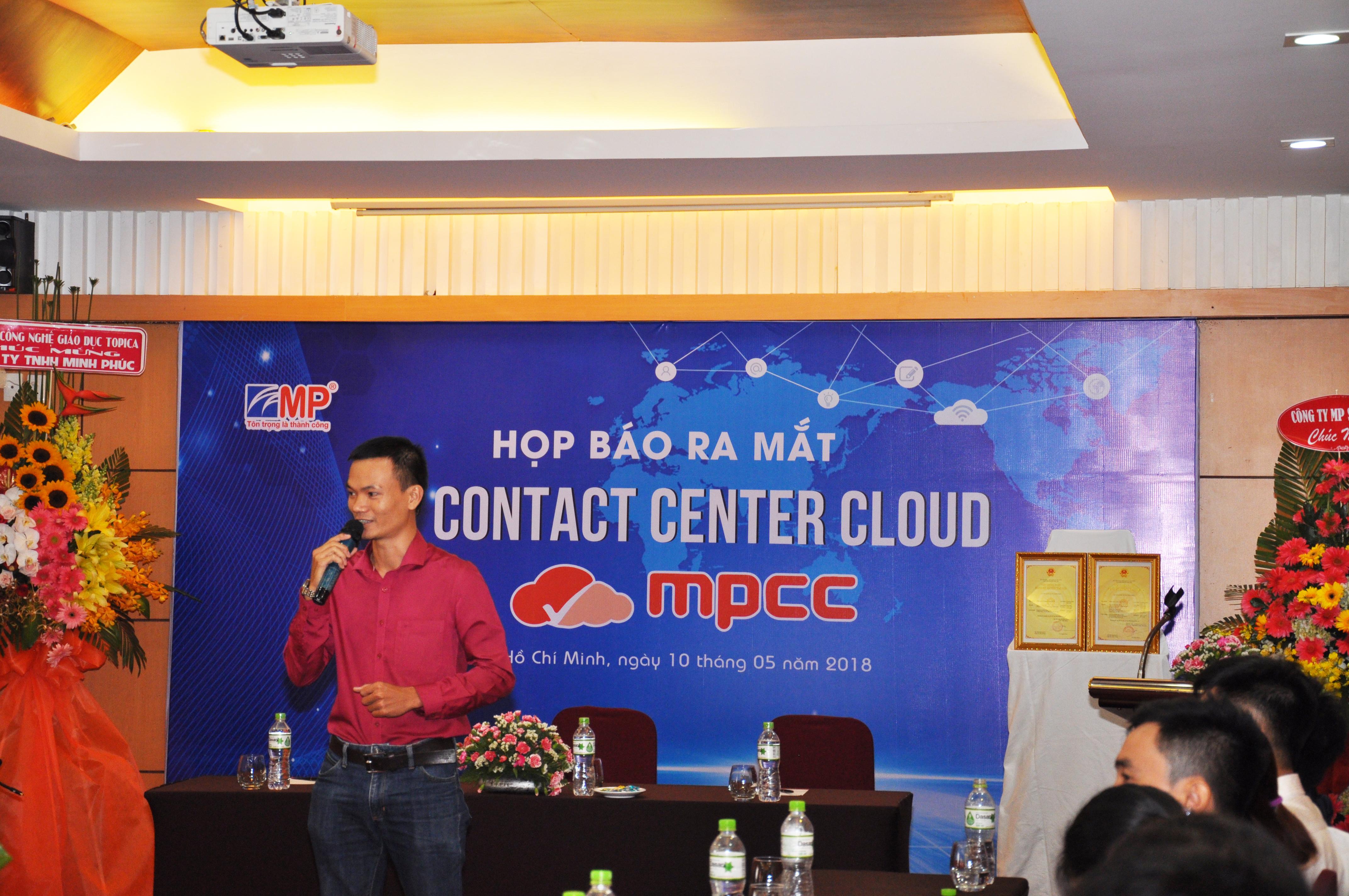 Anh Nguyễn Đăng Hoàng Sơn – Giám đốc Công ty Zaloka